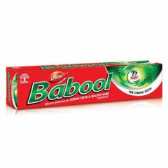 Dabur Babool Tooth Paste Super Saver Pack 3 Free 2 Tooth Brush Rs.30 360 Gm