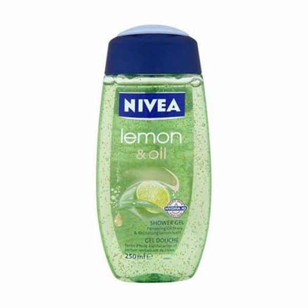 Nivea Lemon & Oil Shower Gel