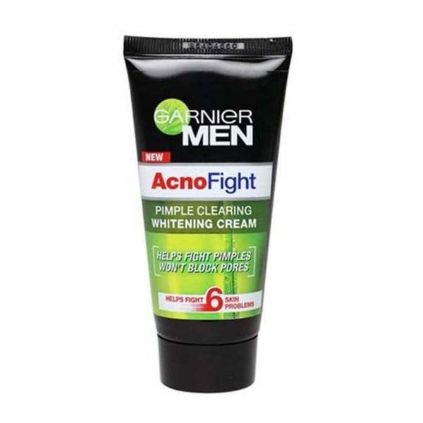 Garnier Men Acno Fight Pimple Clearing Whitening Cream