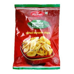 Haldiram Salted Banana Chips