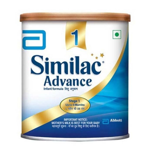 Similac Advance Baby Food Stage 1 Up To 6 Month