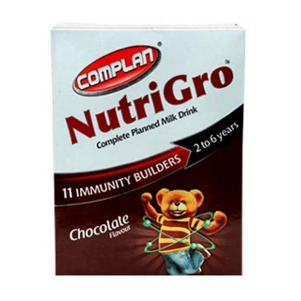 Complan Nutrigro Chocolate 2 To 6 Year