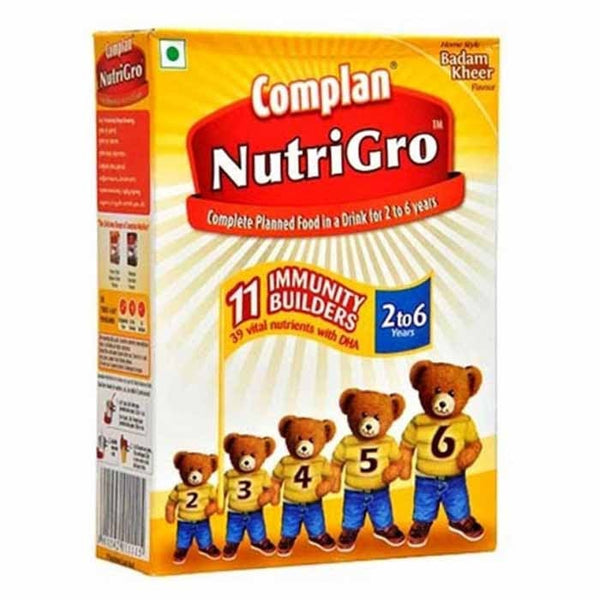 Complan Nutrigro Badam Kheer 2 To 6 Year