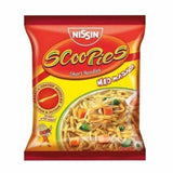 Nissin Scoopies Short Noodles Mad Masala