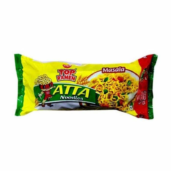 Nissin Top Ramen Atta Noodles 70 Gm