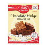 Betty Crocker Choco Fudge Browine Mix