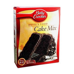 Betty Crocker Devil'S Food Cake Mix - BazaarCart Best Online Grocery Store