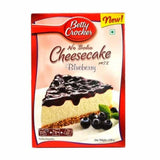 Betty Crocker No Bake Cheesecake Mix Blueberry
