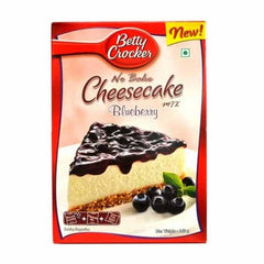 Betty Crocker No Bake Cheesecake Mix Blueberry 360 Gm
