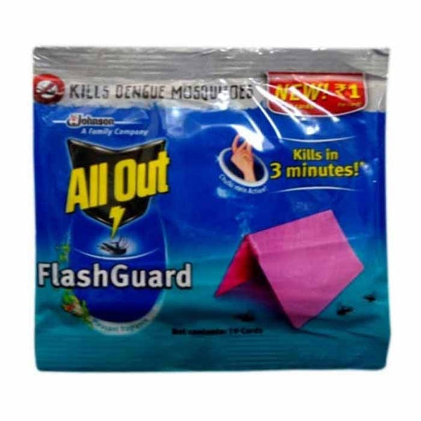 All Out Insect Flash Guard - BazaarCart Best Online Grocery Store