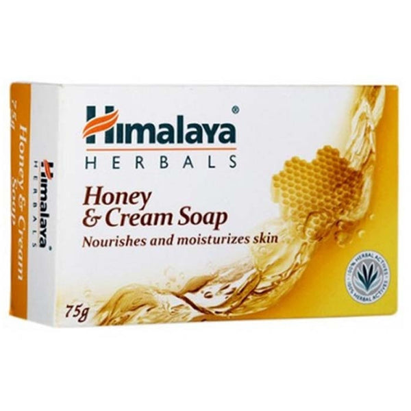 Himalaya Herbal Honey & Cream Soap