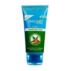 Everyuth Naturals 3 In 1 Neem Face Pack