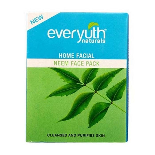 Everyuth Naturals Home Facial Neem Face Pack 25 Gm