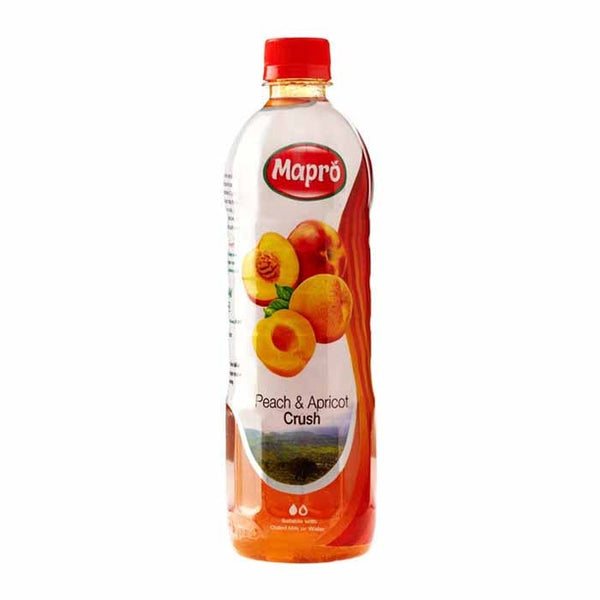 Mapro Peach And Appricot Crush 750 Ml