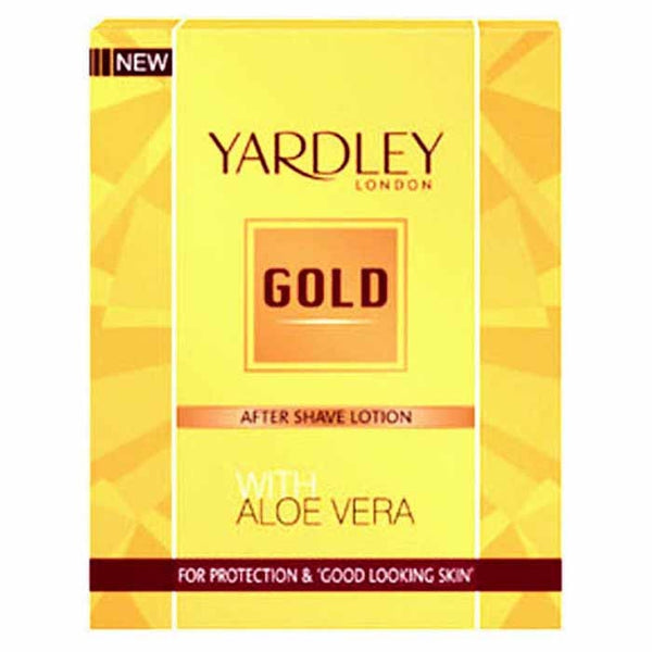 Yardley After Shave Lotion Gold