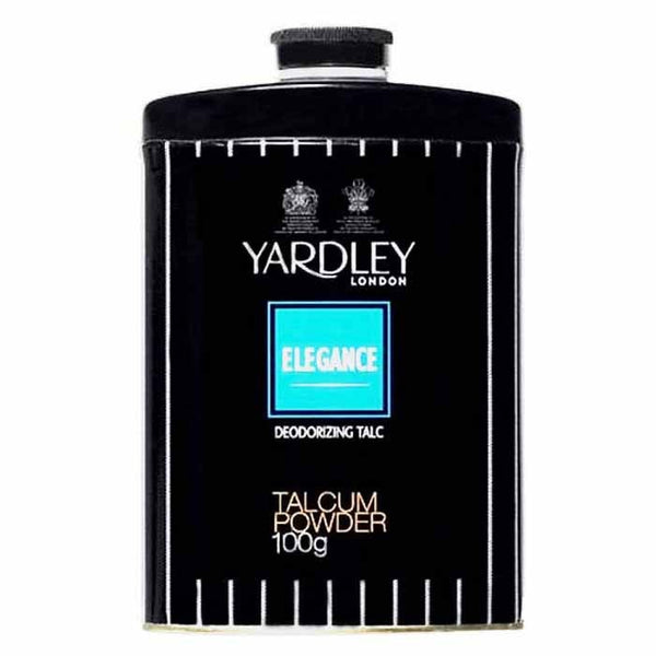 Yardley Elegance Talc 100 Gm