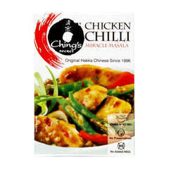 Chings Miracle Masala Chicken Chilli
