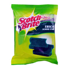 SCOTCH BRITE THICK PAD 7.5X10 CM