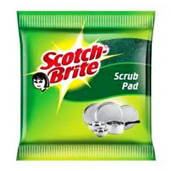 SCOTCH BRITE SCRUB PAD 7.5X10 CM 1 Pc