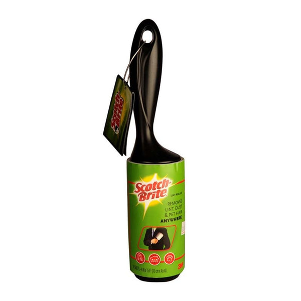 SCOTCH BRITE LINT ROLLER 30 SHEET 10 CMX4.6M