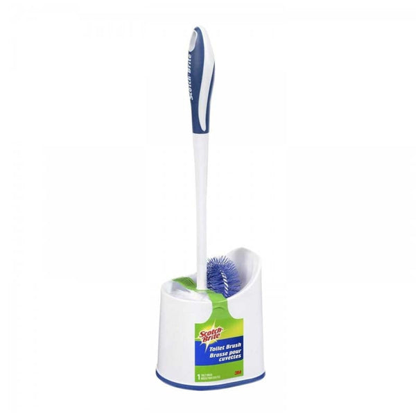SCOTCH BRITE TOILET BOWL BRUSH SET