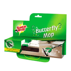 SCOTCH BRITE BUTTERFLY MOP REFILL 1 Pc