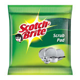 SCOTCH BRITE SCRUB PAD 7.5x10 cm FREE SCRAPER WORTH Rs.30