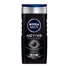 NIVEA ACTIVE CLEAN SHOWER GEL