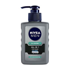 NIVEA MEN ALL-IN-ONE OIL CONTROL FACE WASH