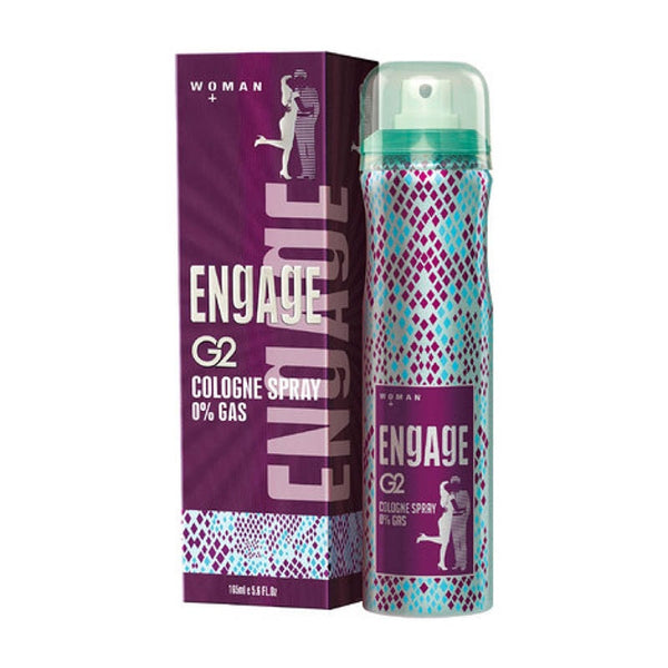 Engage Woman G2 Cologne Spray 150 Ml