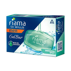 Fiama Di Wills Men Refreshing Energying Sport Soap 125 Gm