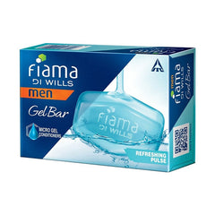 Fiama Di Wills Men Refreshing Pulse Soap
