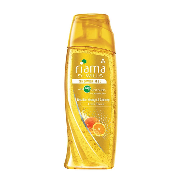 Fiama Di Wills Brazilian Orange & Ginseng Shower Gel