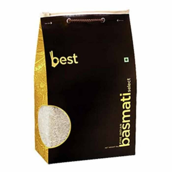 Best Select Basmati Rice - BazaarCart Best Online Grocery Store