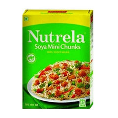 Nutrela Mini Soya Chunks 200 Gm
