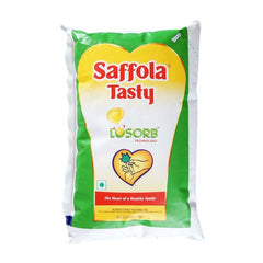 Saffola Tasty Losorb Oil 1 Ltr