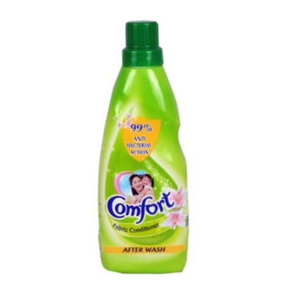 Comfort Fabric Conditioner Anti Bacterial Green