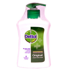 Dettol Original Liquid Handwash Pump 215 Mls