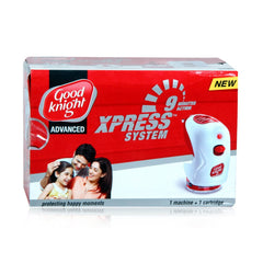 Good Knight Advance Xpress System 1 Machine + 1 Cartridge 1 Set