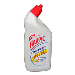 Harpic Plus Bleach Toilet Cleaner 500 Ml