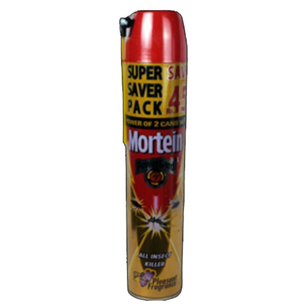 Mortein Power Guard All Insect Killer spray 500 Mla