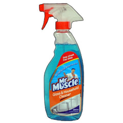 Mr Muscle Glass & Household Cleaner