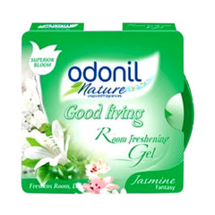 Odonil Nature Good Living Room Freshening Gel Jasmine Fantasy