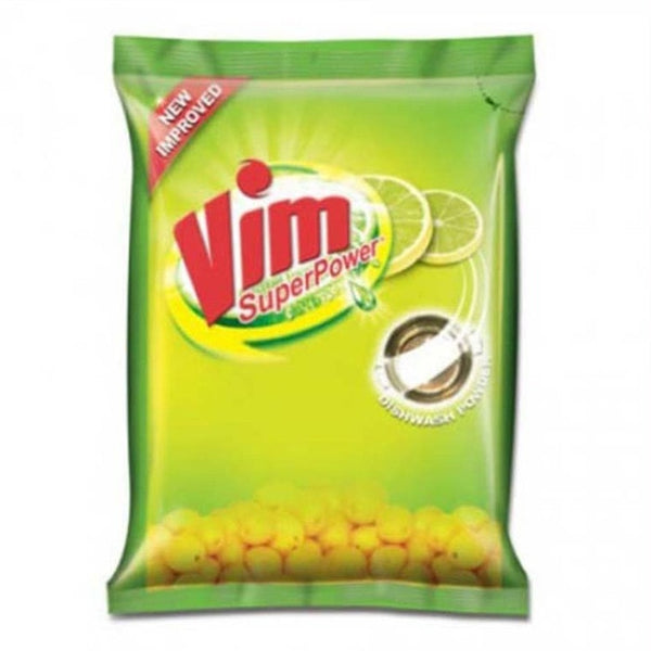 Vim Superpower Dishwash Powder 1 Kg