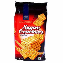 Sapphire Biscuits Sugar Crackers 350 Gm
