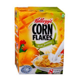 Kelloggs Corn Flakes Real Mango Puree Corn Flakes