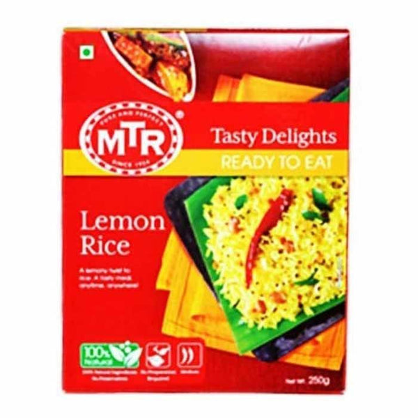 Mtr Ready To Eat Lemon Rice