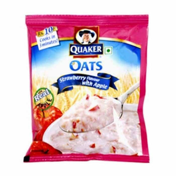 Quaker Oats Strawberry With Apple Flavour
