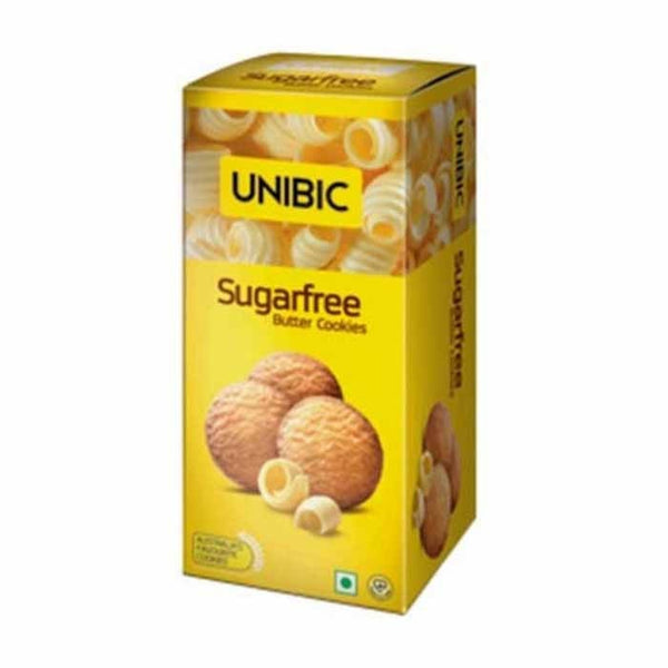 Unibic Sugarfree Butter Cookies 75 Gm