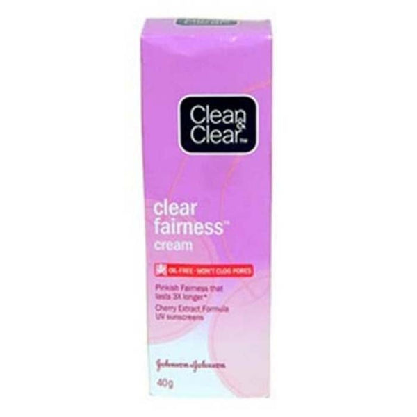 Clean & Clear Fairness Cream Uv Sunscreen